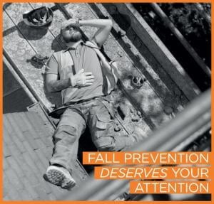 FALLS THROUGH SKYLIGHTS AND PLASTIC ROOF SHEETING