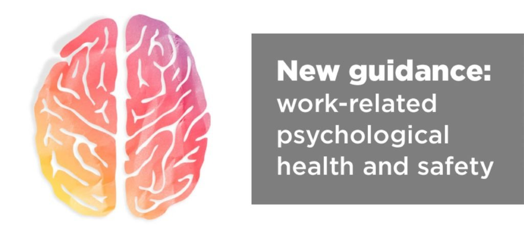 Safe Work Australia publishes national guidance on work-related psychological health and safety.